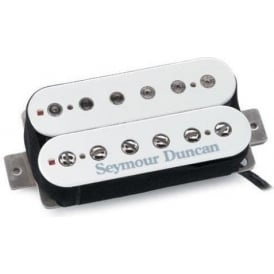 Seymour Duncan TB-5 Duncan Custom Trembucker, Bridge, White