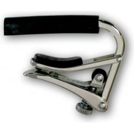 Shubb C1 Electric & Acoustic Guitar Capo - Nickel Finish