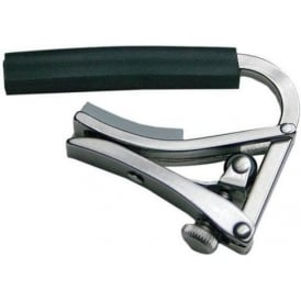Shubb S3 Deluxe 12-String Guitar Capo - Nickel Finish GC30T S Series