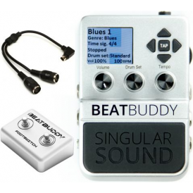 Singular Sound BeatBuddy FULL KIT Drum Machine MKII