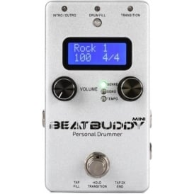 BeatBuddy Mini Drum Machine