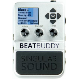 Singular Sound BeatBuddy MK2 Guitar Pedal Drum Machine