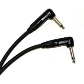 Smart Cable Custom Pro Instrument Cable 20ft Angled-Angled