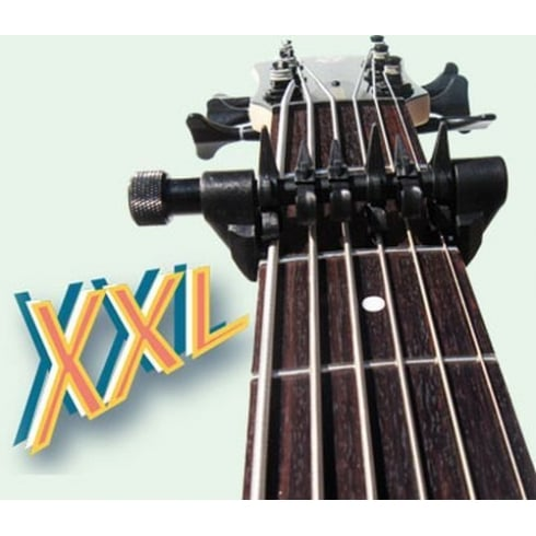 SpiderCapo XXL, Individual Multi-String Capo for 6-String Bass and 7 & 8 String Guitar