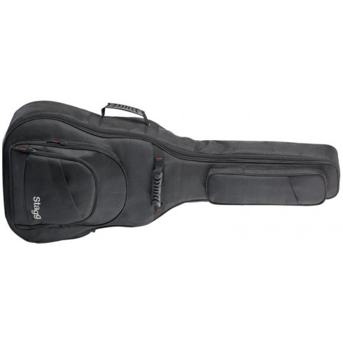 Stagg 15mm DURA Series Electric Guitar Heavy Duty Gig Bag