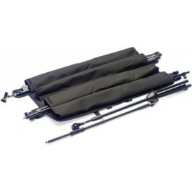 Stagg Carry Bag for 4 Microphone Stands MISB-SET-4