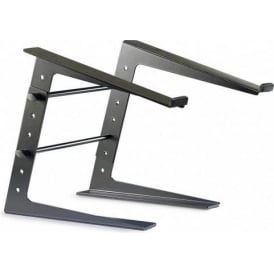 Stagg DJ Pro Laptop Metal Black Solid Adjustable Stand