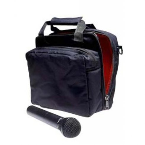 MIB-100 Microphone Black Carry Bag