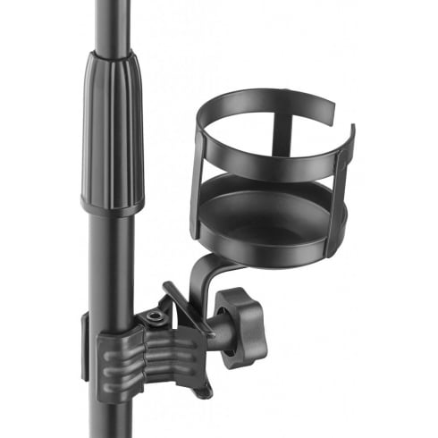Stagg Mic Stand Cup Holder with Clamp SCL-CUH