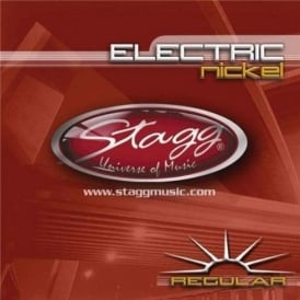 Stagg Nickel Plated Electric Guitar Strings 10-46
