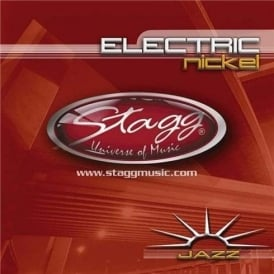 Stagg Nickel Plated Electric Guitar Strings 12-54