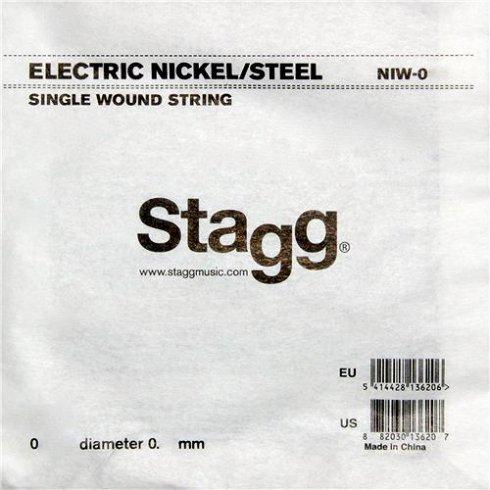Stagg NIW-036 Nickel Wound Electric Guitar Single String .036 Gauge