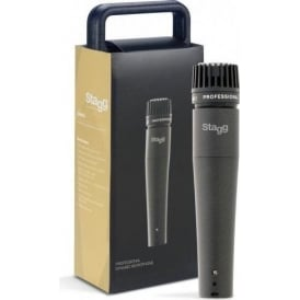 Stagg Professional Dynamic Microphone SDM70 with XLR-XLR Cable
