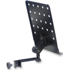 Stagg Small Music Stand Plate with Arm