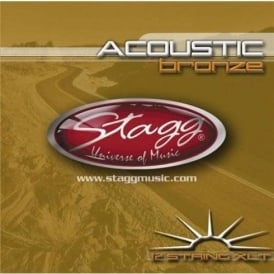 Stagg Bronze 12-String Acoustic Guitar Strings 10-47