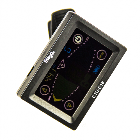 Stagg CTU-C16 Clip-On Rechargable Touch
