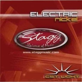 Stagg Nickel Plated Electric Guitar Strings 09-42