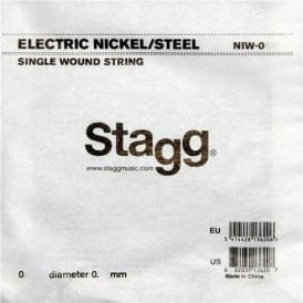 Stagg NIW-032 Nickel Wound Electric Guitar Single String .032