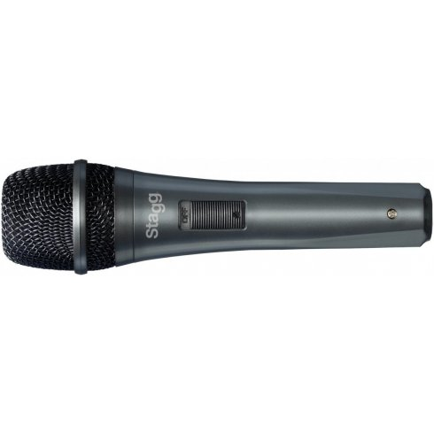 Dynamic Multi Purpose Microphone SDMP10 with XLR-Plug Cable