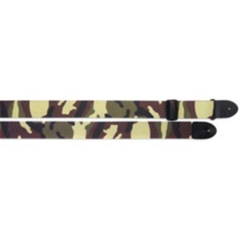 Stagg STE TeryleneGuitar Strap (Commando)