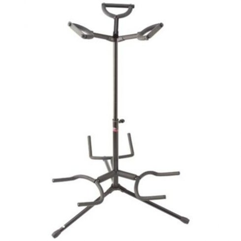 Stagg Triple Guitar Stand (Black)