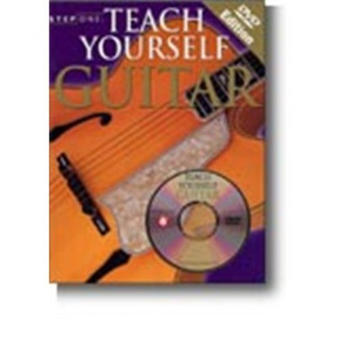 Step One- Teach Yourself Guitar & DVD