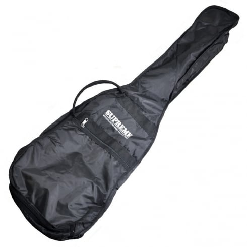 Supreme Gig Bags Supreme Standard 2mm Padded 1/2 Size Classical Guitar Gig Bag