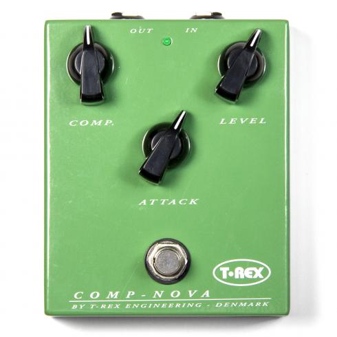T-Rex Comp-Nova Dynamic Compressor Pedal
