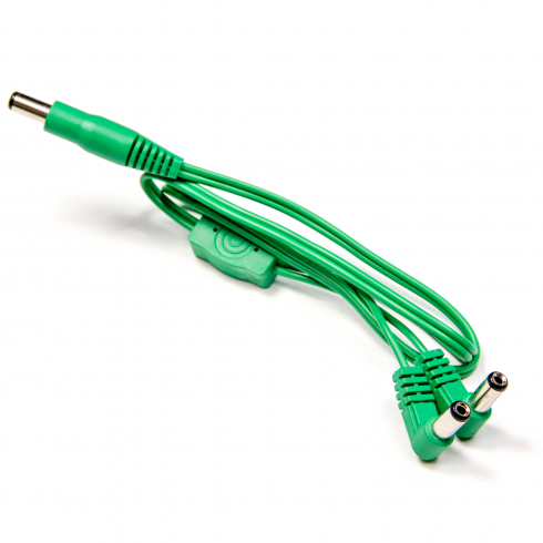 T-Rex Current Doubler Cable Green