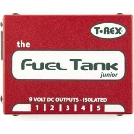T-Rex Fuel Tank Junior Mini 5-Way Pedal Power Supply