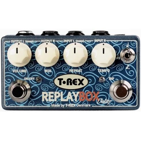 T-Rex Replay Box Stereo Delay