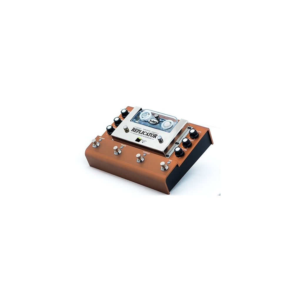 t rex replicator tape echo guitar effects pedal handmade in denmark. Black Bedroom Furniture Sets. Home Design Ideas