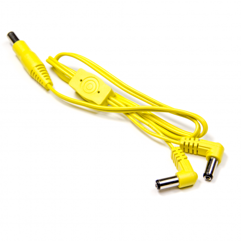 T-Rex Voltage Doubler Cable Yellow
