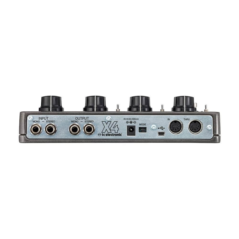 tc electronic tc electronic ditto x4 looper guitar effects pedal tc electronic from strings. Black Bedroom Furniture Sets. Home Design Ideas