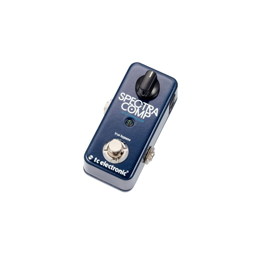 tc electronic spectracomp bass compressor guitar effects pedal. Black Bedroom Furniture Sets. Home Design Ideas