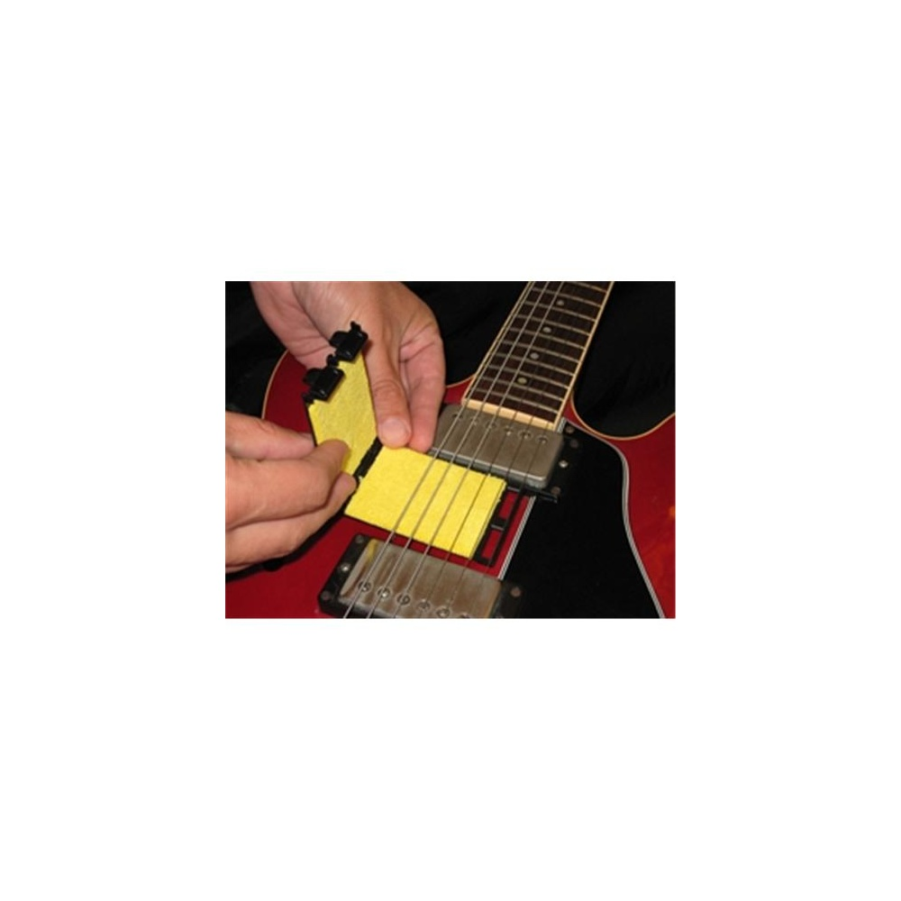 the string cleaner for acoustic electric guitar string cleaning tool. Black Bedroom Furniture Sets. Home Design Ideas