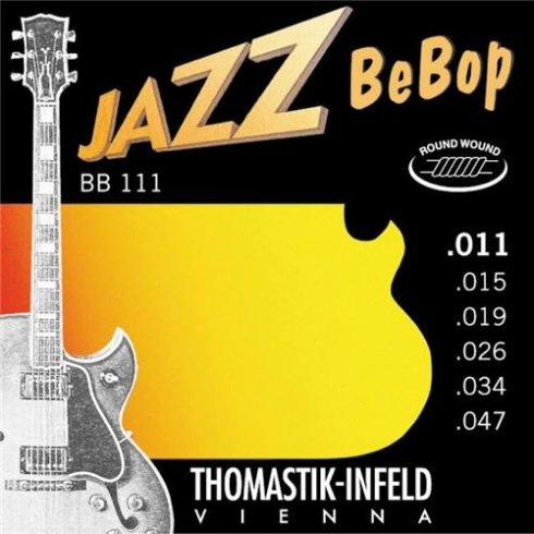 Thomastik-Infeld Thomastik BB111 Jazz BeBop 11-47 Electric Guitar Strings