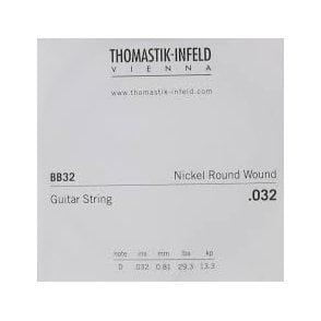 Thomastik JR344 Jazz Bass SET Gauge 43-89 Roundwound 4 String