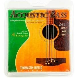 Thomastik AB344 Phosphor Bronze Acoustic Bass Strings 41-86