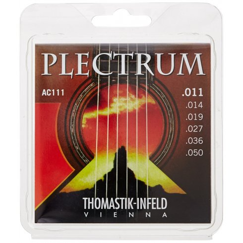 Thomastik-Infeld Thomastik AC111 Plectrum Bronze Light 11-50 Acoustic Guitar Strings