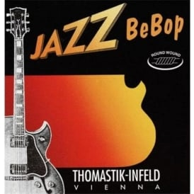 Thomastik BB112 Jazz Roundwound BeBop 12-50 Electric Guitar Strings
