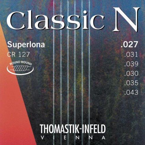Thomastik-Infeld Thomastik CR127 N Series Nylon Regular Tension Roundwound Guitar Strings