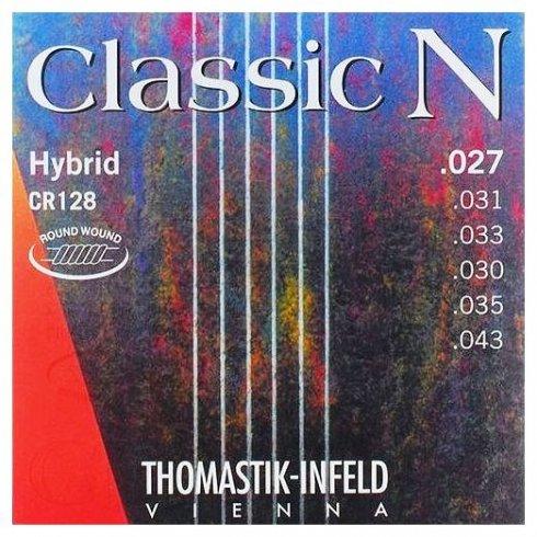 Thomastik-Infeld Thomastik CR128 N Series Nylon Normal Tension Roundwound Guitar Strings