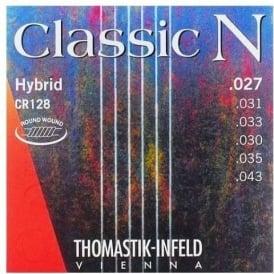 Thomastik CR128 N Series Nylon Normal Tension Roundwound Guitar Strings