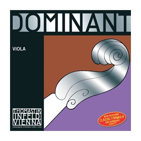 Thomastik-Infeld Thomastik Dominant Viola Strings 4/4 Full Size