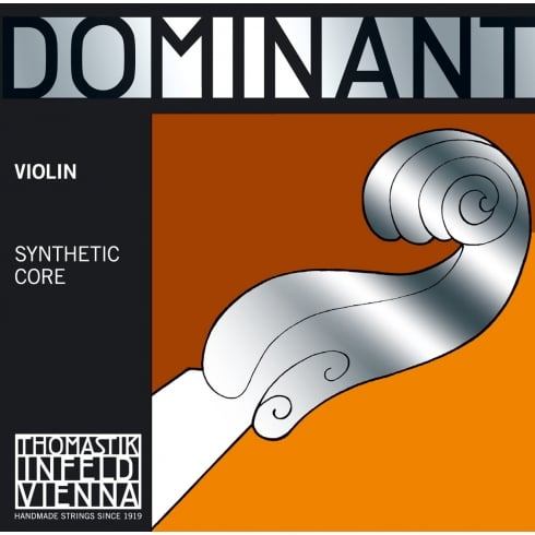 Thomastik-Infeld Thomastik Dominant Violin Strings 4/4 Full Size, Weak