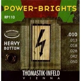 Thomastik RP110 Power Bright 10-50 Electric Guitar Strings
