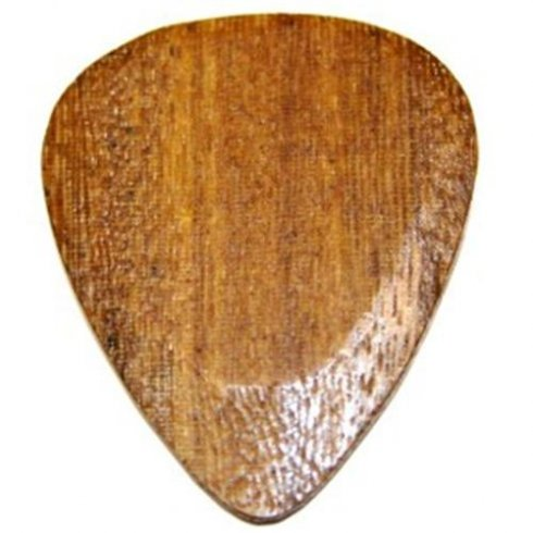 Timber Tones Exotic Wood Single Plectrum Afrormosia