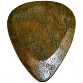 Timber Tones Exotic Wood Single Plectrum Lignum Vitae