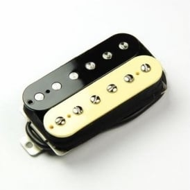 Tone Search 'Hotbucker' G109ZEN Humbucker Single Neck Pickup Zebra
